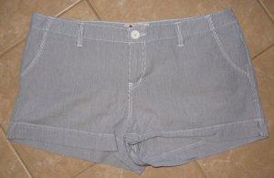 Trendy 4 Pocket Blue & White Striped Sailor Shorts - So (Size 17, Extra Large) NWOT
