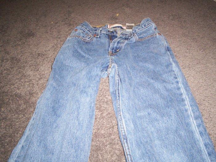Boy's Levi's 550 size 12 slim
