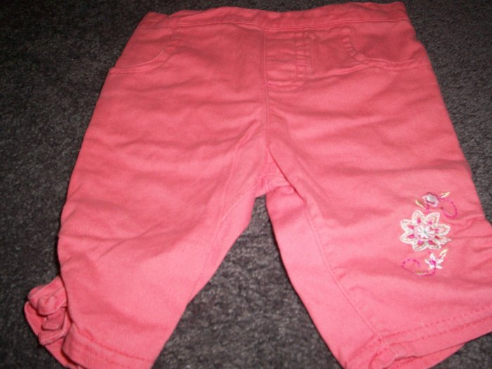 Infant 12M Nick JR capri pants