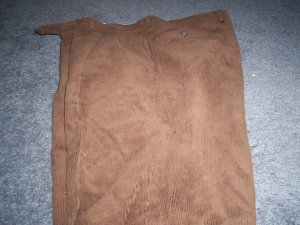 Pair of Itialian Corduroy Pants US size 30/32