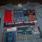 Girl's Thalia Sodi Tee-Shirt Blue size 10/12