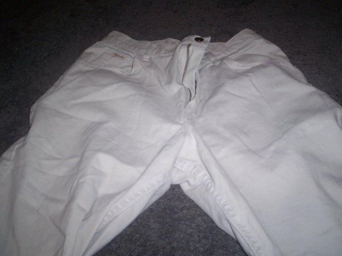 Women's Khaki Wrangler Jeans Size 12