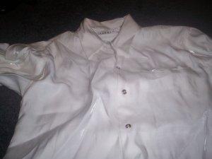 Men's White Size M Italian Pronti Dress Shirt Collection By Phita