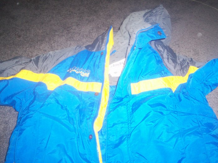 Columbia Challenge Series Boy's Winter Coat 14/16