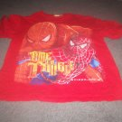 Boy's Spiderman Tee-shirt size size 10/12 Large