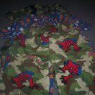 3 Pairs of Boy's Comfies Spiderman, Sports and Camo size small