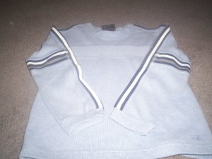 Boy's XQ (Extreme Quality) Long Sleeve Shirt size size 7 Large