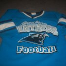 Boy's GTS Football Mesh Jersey Carolina Panthers SIze 5/6
