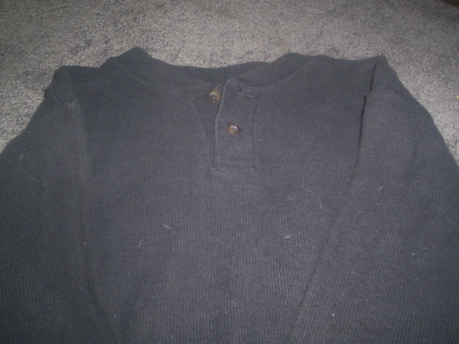 Boy's Thermal Shirts Faded Glory Size Medium