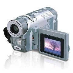Digital Camcorder With MP3 Player, 3.1M Pixel,