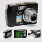 Digital Camera, Optical Zoom 10M Pixel CCD Sensor, 2.5-inch LCD