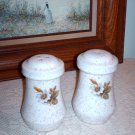 Salt and Pepper Blue Mountain Pottery Country Charm