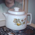 Blue Mountain Pottery Country Charm Tea Pot Canadian home decor teapot