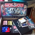Monopoly Star Wars Original Trilogy Edition Parker Bros. 2004