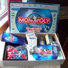 Monopoly the .com Edition Parker Brothers Board Game Version Dot Com Sealed Computer Websites