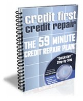 "The ""59 Minute"" Credit Repair Kit"