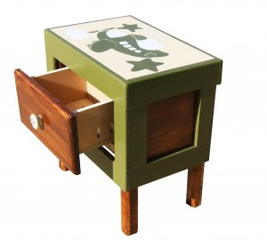 kids nightstand or adult nightstands with drawers or without drawers custom nightstand