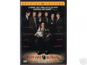 Suicide Kings DVD Special Edition Mint!