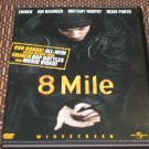 8 Mile DVD Eminem & Kim Basinger Eight Mile Mint!