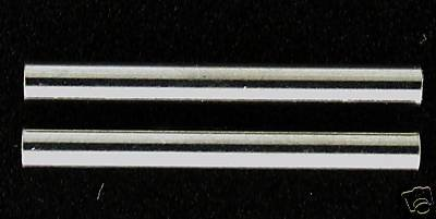 22mm Steel Lug Tubs for Panerai - 2x