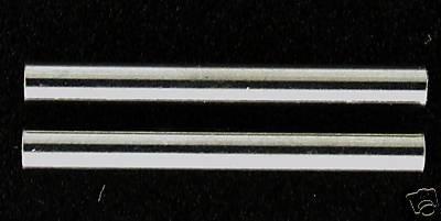 26mm Steel Lug Tubs for Panerai - 2x
