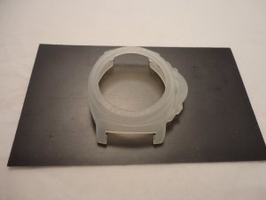 Clear Silicone Bezel Protector - Guard for 44mm Panerai Luminor