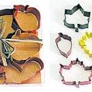 Autumn Leaf Color Set - 7 Pieces,  L1826