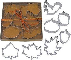Autumn Leaf Set - 7 Pieces