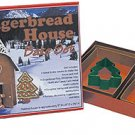 Gingerbread House Color Bake Set,  L2090