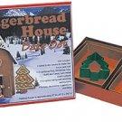 Gingerbread House Color Bake Set,  L2090