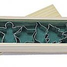 Mini Christmas Set in Wooden Box,  L1847