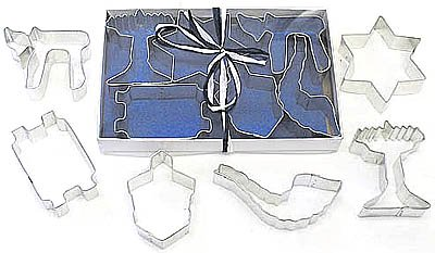 Hanukah Set - 6 Pieces,  L1970