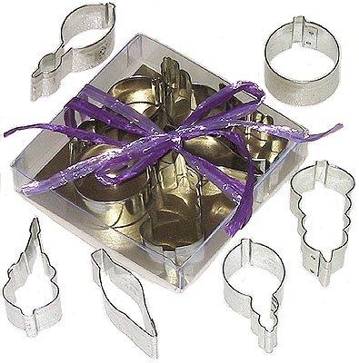 Mini Ornament Set - 6 Pieces,  L1950