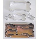 Dog Bone Set - 4 Pieces,  L1906