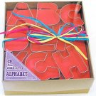 Alphabet Letters in Storage Box - 26 Pieces, L1954