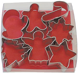 Mini Christmas Set - 7 Pieces, L1849