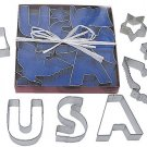 USA Set - 8 Pieces,  L1904