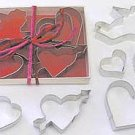 Valentine's Set - 6 Pieces,  L1964