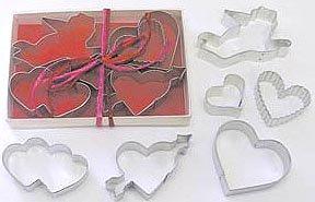 Valentine's Set - 6 Pieces,  L1964