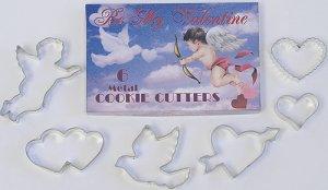 Be My Valentine - 6 Piece Set,  L1861