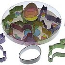 Color Easter Oval Set - 5 Pieces,  L1846