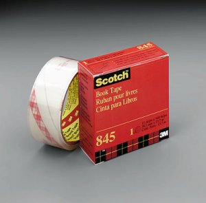 Scotch Book Tape by 3M (MMM8452)