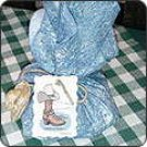 Sugar Free Cowboy Cookies Mix Bandana Gift Set~Splenda