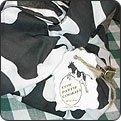 Sugar Free Cow Pattie Cookies Mix Bandana Gift Set~Splenda