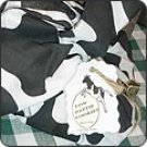 Cow Pattie Cookies Mix Bandana Gift Set
