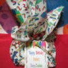 Happy birthday Bandana~Party Cookie Mix
