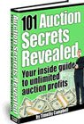 101 AUCTION SECRETS REVEALED EBOOK, EBAY BUSINESS
