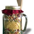 GIFTS IN A JAR EBOOK, RECIPES, HOLIDAY, HOMEMADE GIFTS