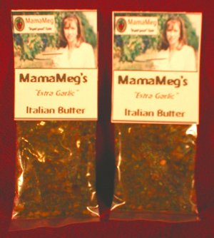 "MamaMeg's ""A Bit Spicy"" Italian Butter Blend"