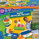 *NEW* BILL NYE PAPER RECYCLING FACTORY SCIENCE KIT PROJECT ~ FREE SHIPPING!!